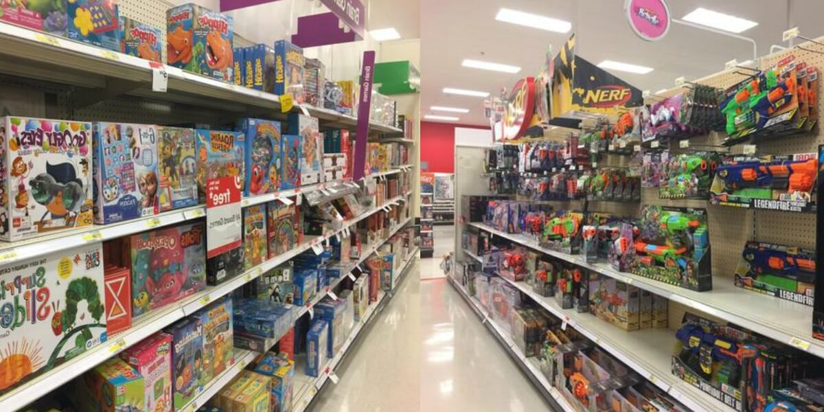 New Target Mobile Coupons Save Up To 35 On Toys Games Purchases Deal Ideas