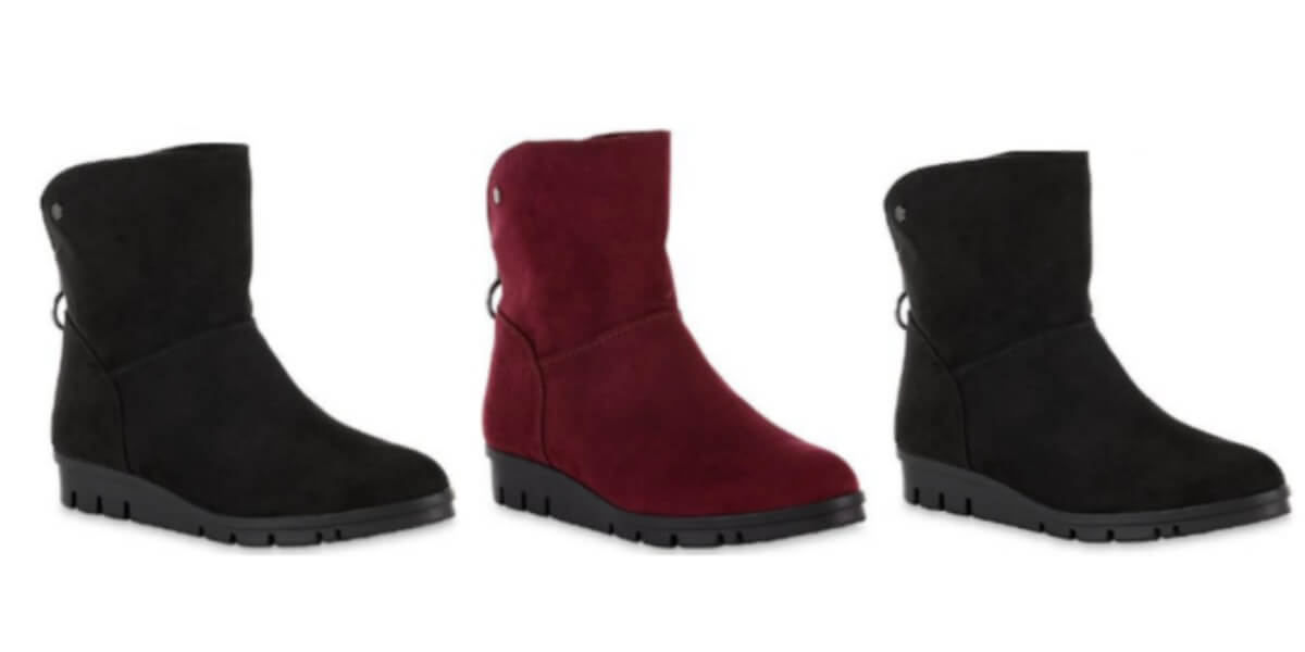382c02e0e5611 Kmart: 2 Pairs of FREE Basic Editions Women's Ankle Boots + $20.32 ...
