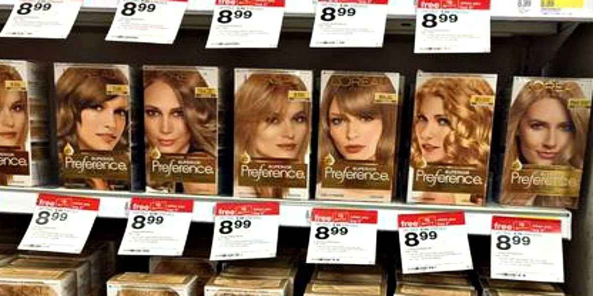 Loreal Superior Preference Hair Color Only 349 At Targetliving