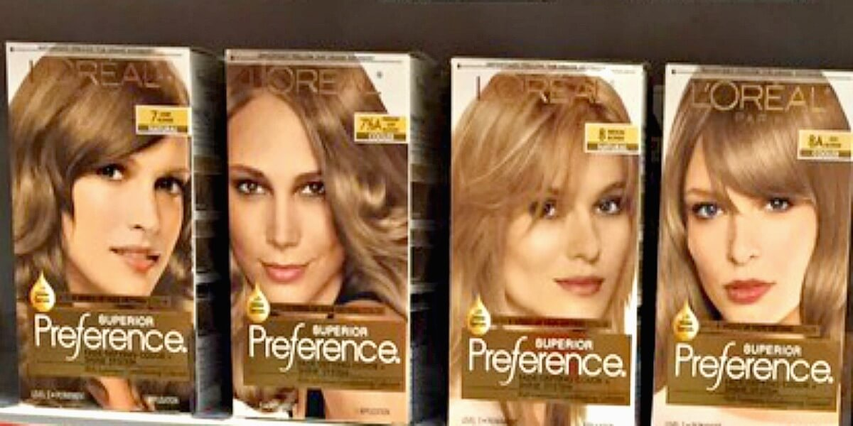 Loreal Excellence Preference Hair Color As Low As 150 At Cvs
