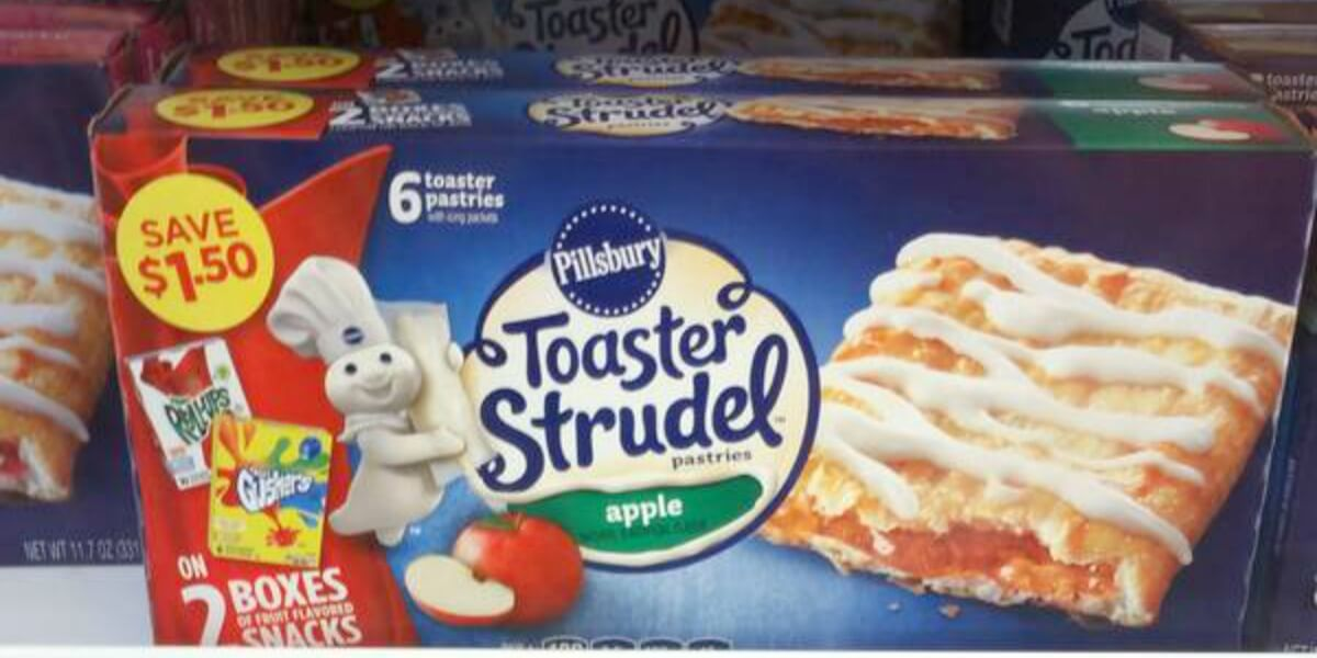 toaster strudel $1 coupon
