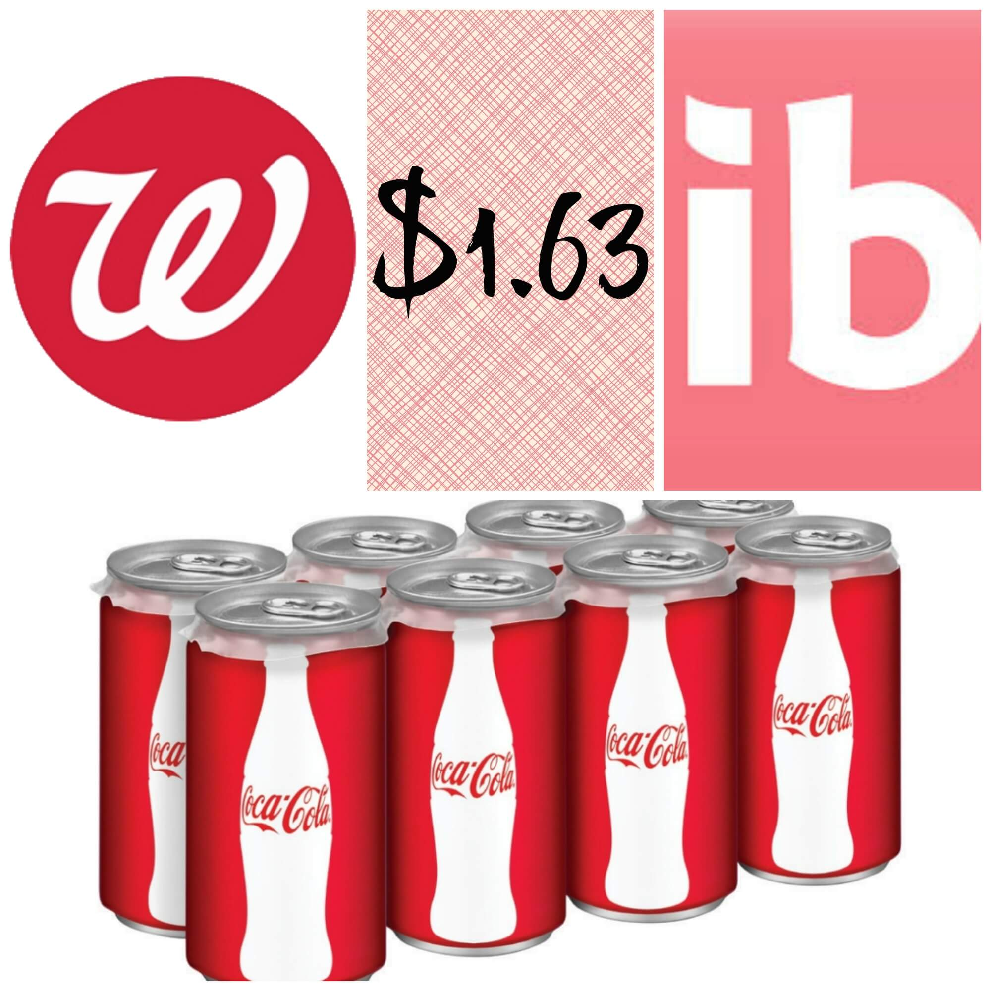 photograph regarding Coca Cola Printable Coupons known as Contemporary Coupon! 8-Pack Coca-Cola Mini Cans Particularly $1.63 at