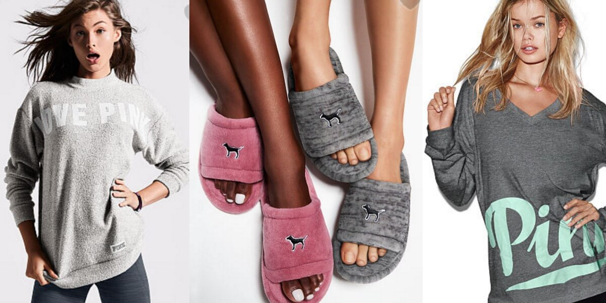 Victoria\'s Secret: FREE Slippers with Any Pink Purchase + More ...