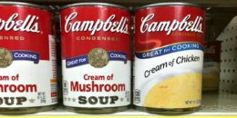 Campbell's Condensed Soups as low as $0.75 at Stop & Shop