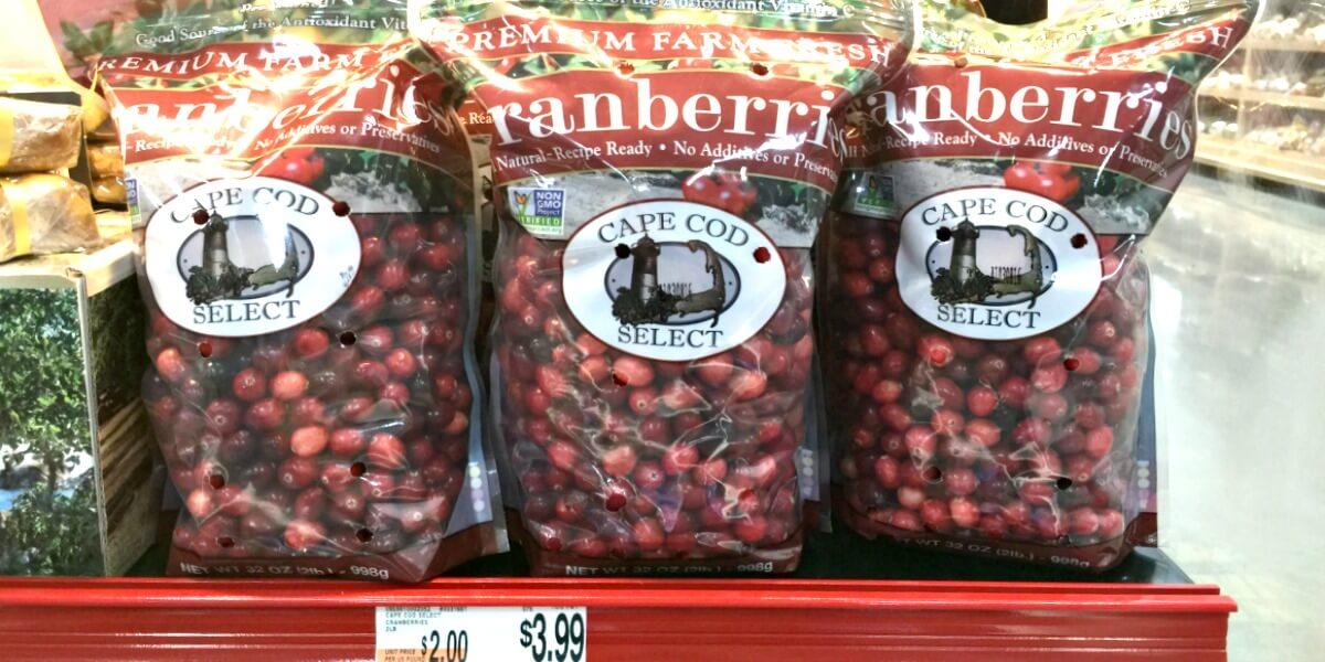 Cape Code Cranberries