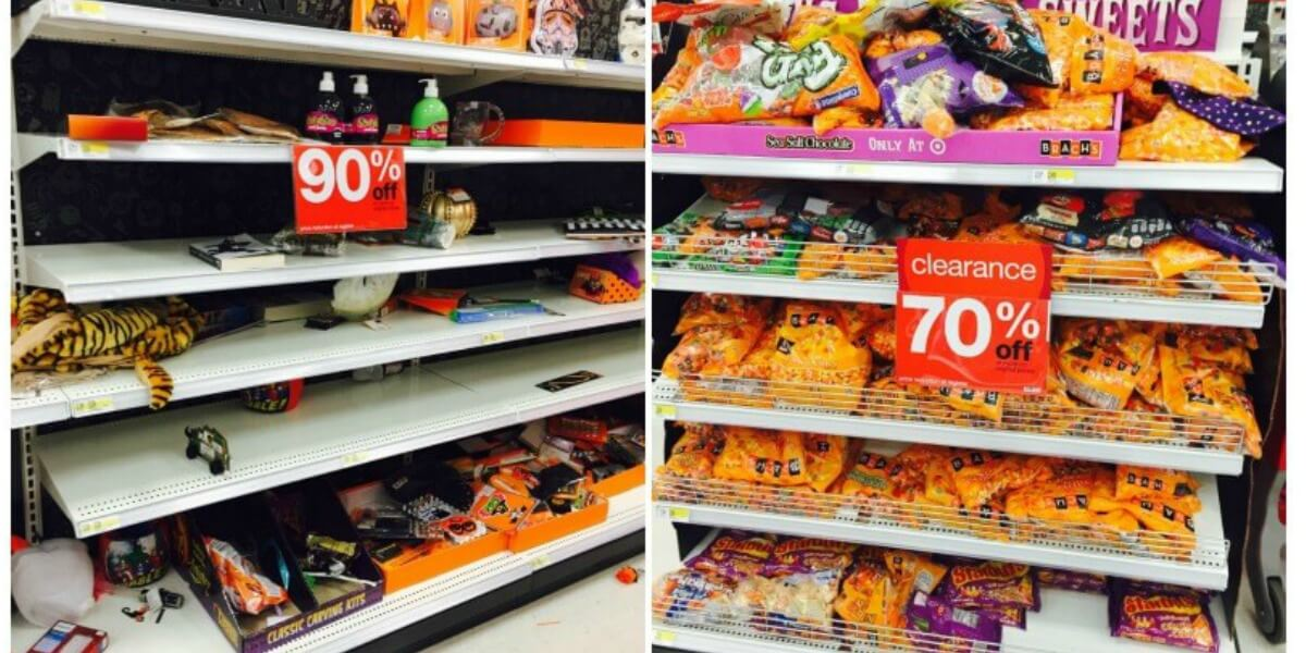 Target Halloween Clearance - 90% off Costumes & Decor, 70% off ...