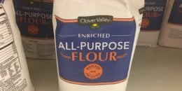 Clover Valley Flour Only $1 at Dollar General!