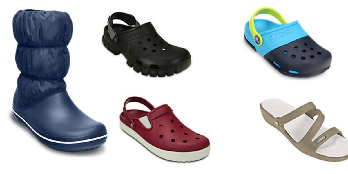 dd68047b2 Crocs Deal. Great deals on Crocs for their Clearance sale! Take an additional  50% OFF!