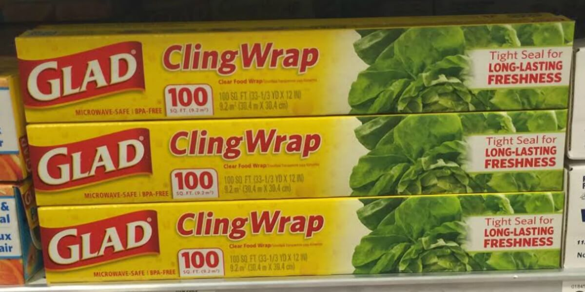 Rare! $1 50 in New Glad Wrap Coupons - $1 49 at ShopRite