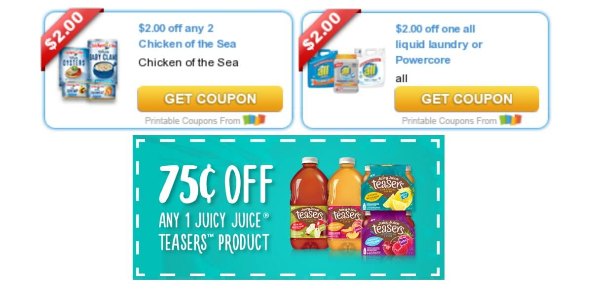 printable coupons for today