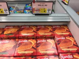 Sara Lee Pies  as Low as $0.04 at ShopRite! {11/17-Ibotta Rebate}