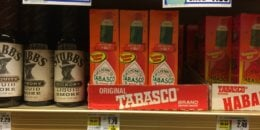 Tabasco Sauce Just $0.49 at Acme! {Ibotta}