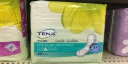 Save $3 on Tena Pads + Great Deals at ShopRite & Walmart