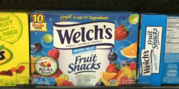 Rite Aid Shoppers - Welch's Fruit Snacks Just $1.38
