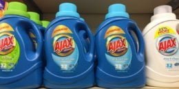 Ajax, Dynamo & Final Touch Laundry Care Products Just $1.00 at ShopRite  | Just Use Your Phone
