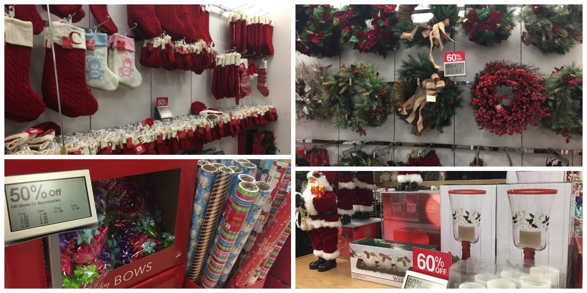 christmas kohls clearance - Kohls Christmas Decorations