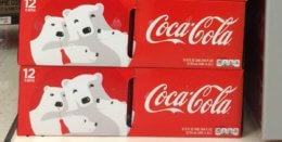 Coke or Sprite Sale at Target   $3.44 per 12 pack