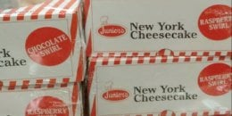 Juniors Cheesecakes only $9.99 at Stop & Shop {No Coupons Needed}