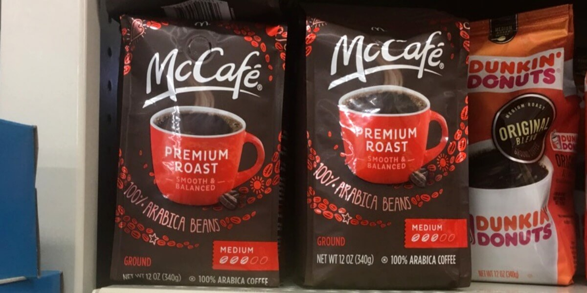 Mccafe Ground Coffee Just 2 50 At Dollar General Living