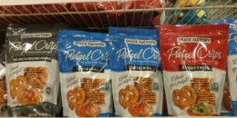 Save $1 on Snack Factory Pretzel Crisps & Deals