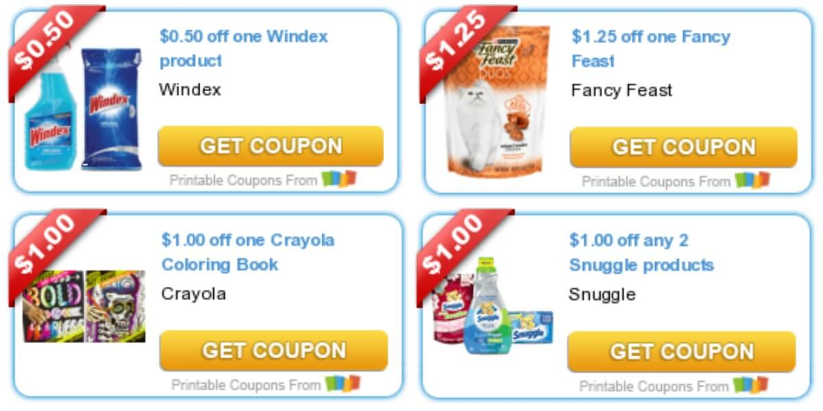 picture relating to Crayola Printable Coupons known as Todays Final Clean Discount coupons - Discounts towards Purina, Crayola