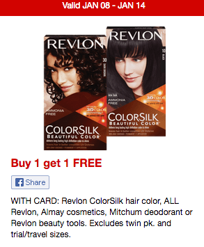 Revlon Colorsilk haircolor as Low as $0.80 at CVS!Living Rich With ...