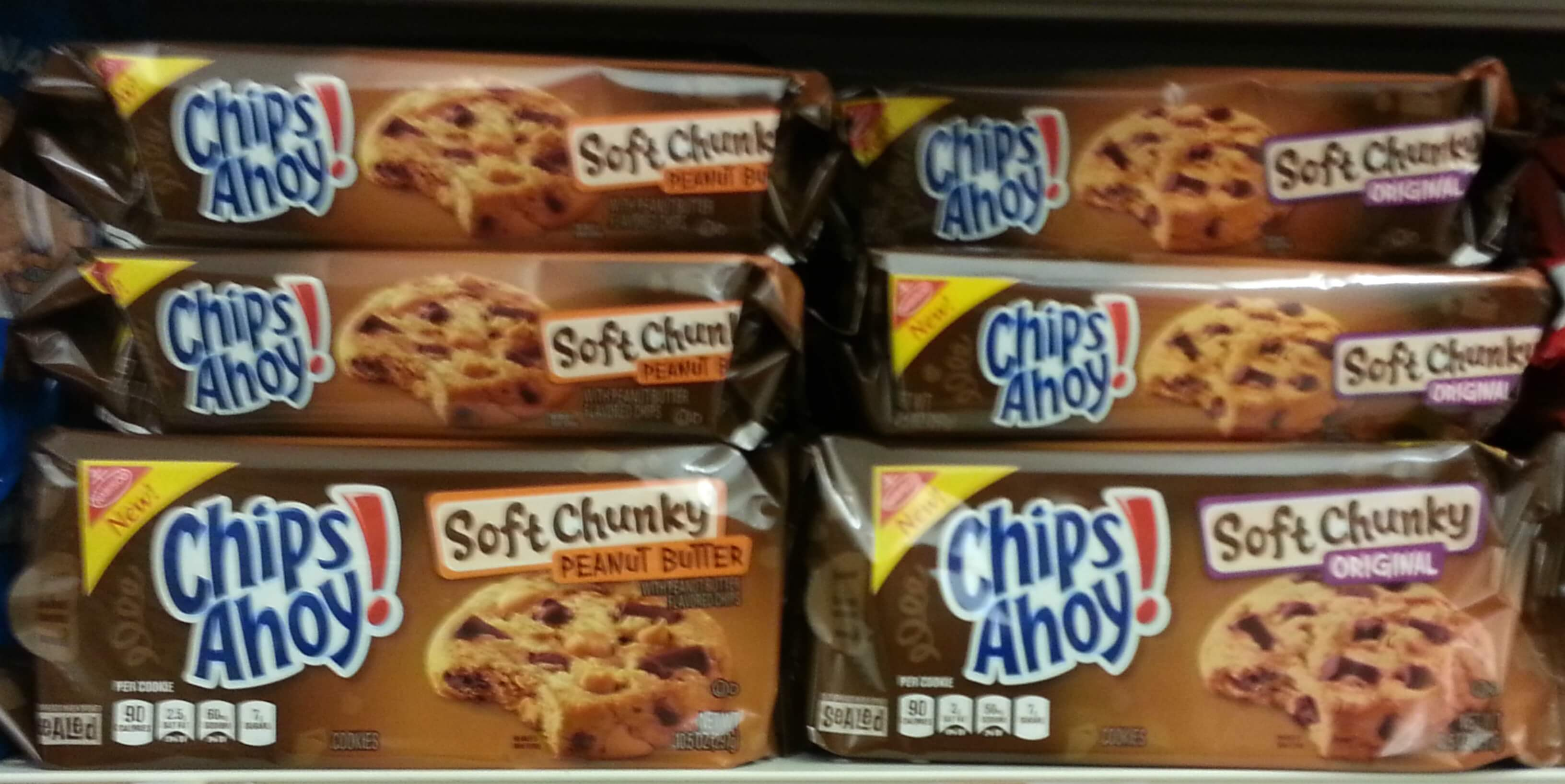 graphic regarding Chips Ahoy Coupons Printable named Chips Ahoy Cookies as Reduced as $0.41 at Finish Keep, Big
