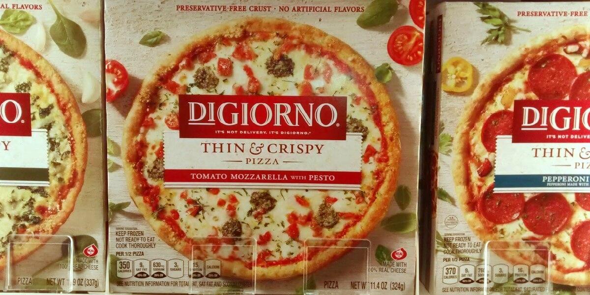 ShopRite Shoppers - $0.99 DiGiorno Thin & Crispy Pizzas!