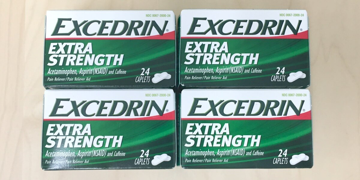 Excedrin Coupon January 2019