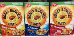 Cheap Honey Bunches of Oats, Blueberries, and Pepperidge Farm Goldfish at Stop & Shop {3 Day Sale}