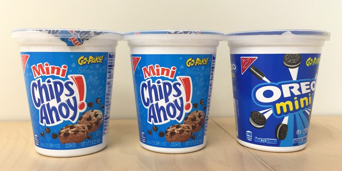 3 FREE Nabisco Go Cups + $1.50 Money Maker at Stop & Shop, Giant, Giant/Martin