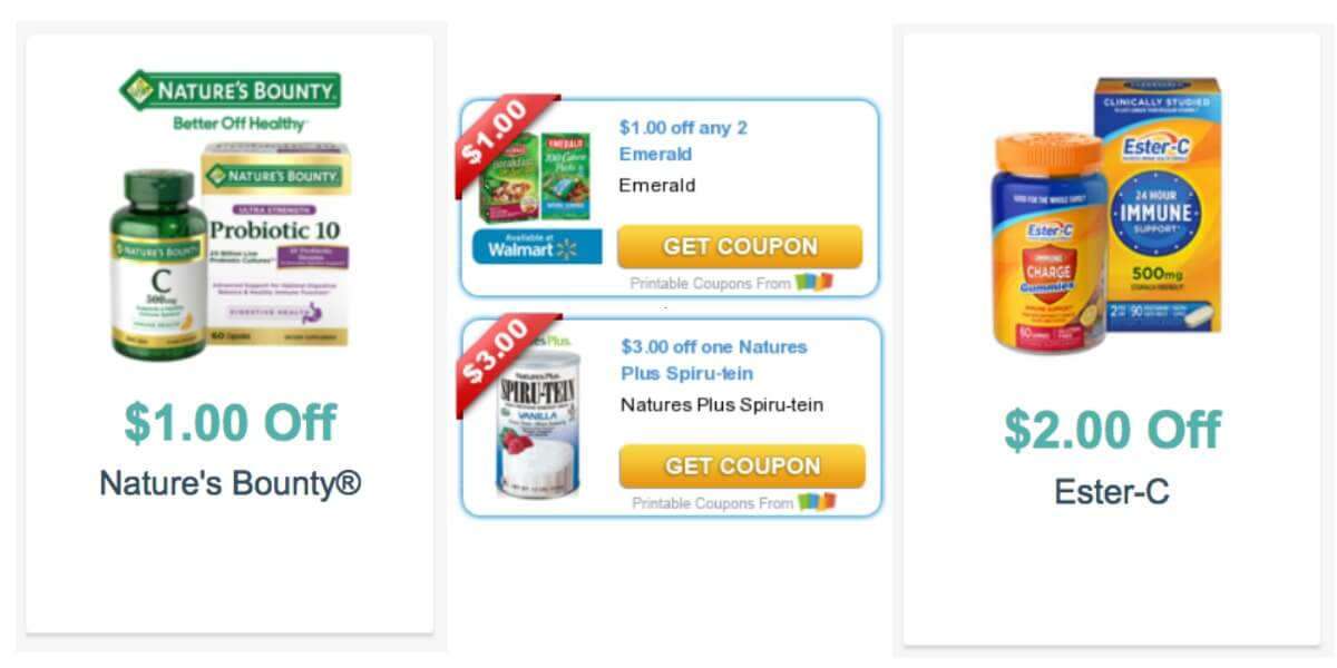 picture about Bounty Printable Coupons identified as Todays Ultimate Clean Discount codes - Personal savings towards Emerald Mad