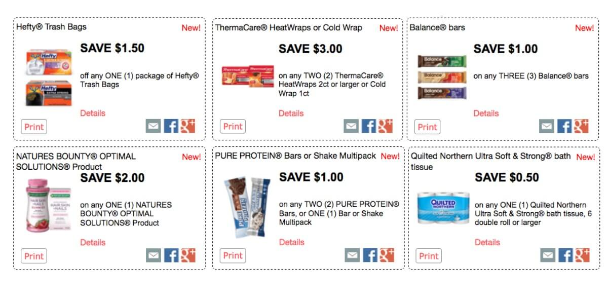 picture regarding Ester C Coupons Printable titled Higher than $66 in just Refreshing Pink Plum Printable Discount codes - Conserve upon Significant
