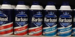 Barbasol Shaving Cream Only $0.89 at CVS!