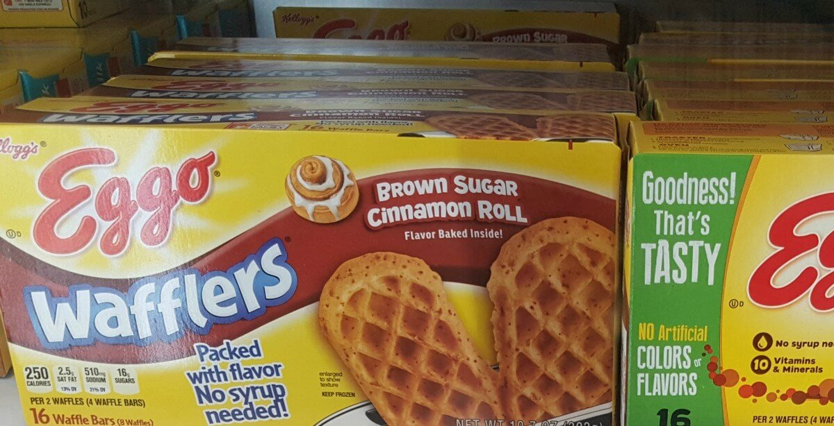 Eggo Waffles Just $0.50 at ShopRite! {2/19}Living Rich With Coupons®