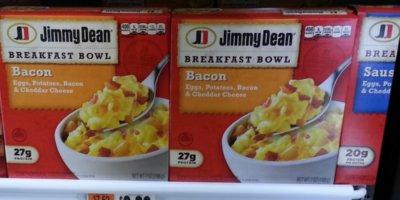 Jimmy Dean Breakfast Bowls as Low as $0.50 at ShopRite! {8/9-Rebate}