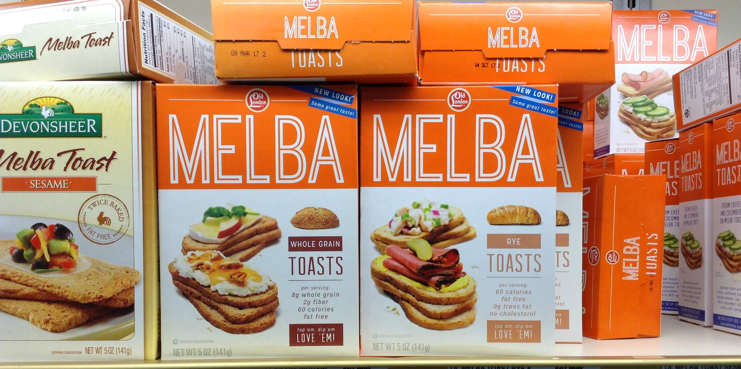Old London Melba Toast As Low 2 FREE At ShopRite