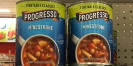 No Coupons Needed! Progresso Soup Cans Just $1.12 at Acme!