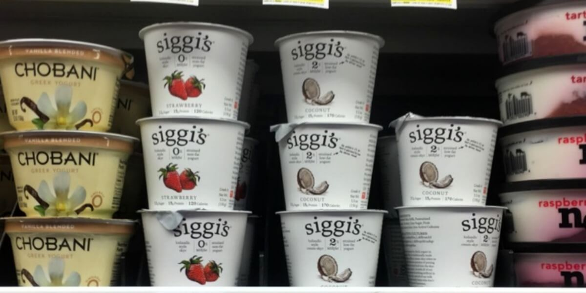 Siggi's Yogurt Coupons January 2019