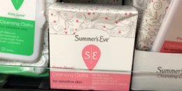 High Value! $1.50/1 Summer's Eve Product Coupon - $0.22 at Walmart, $0.29 at ShopRite & More!