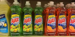 Walgreens Shoppers - $1.49 Ajax Dish Liquid