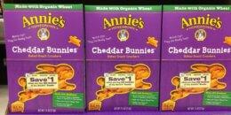 Annie's Organic Snacks  as Low as $0.37 at ShopRite! {8/19-Ibotta Rebate}