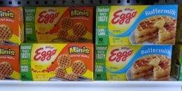 Eggo Frozen Waffles Just $1.49 at ShopRite!