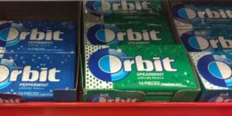 Orbit, Extra or 5 Gum Single Packs Just $0.86 at Rite Aid