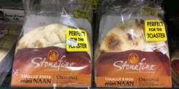 Stonefire Naan only $2.00 at Giant/Martin