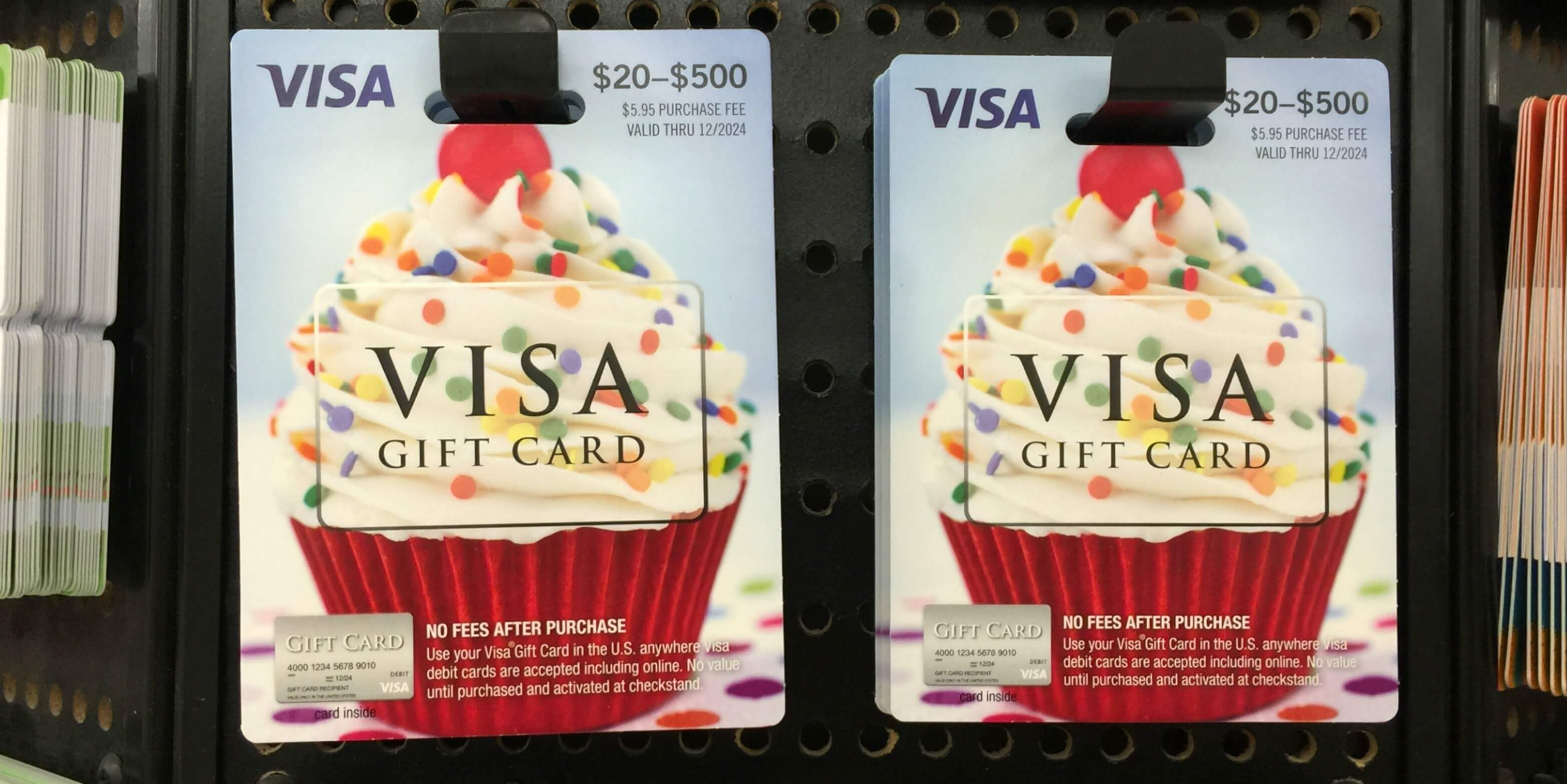 Visa Gift Cards $9.95 Money Maker at Stop & Shop, Giant, and ...