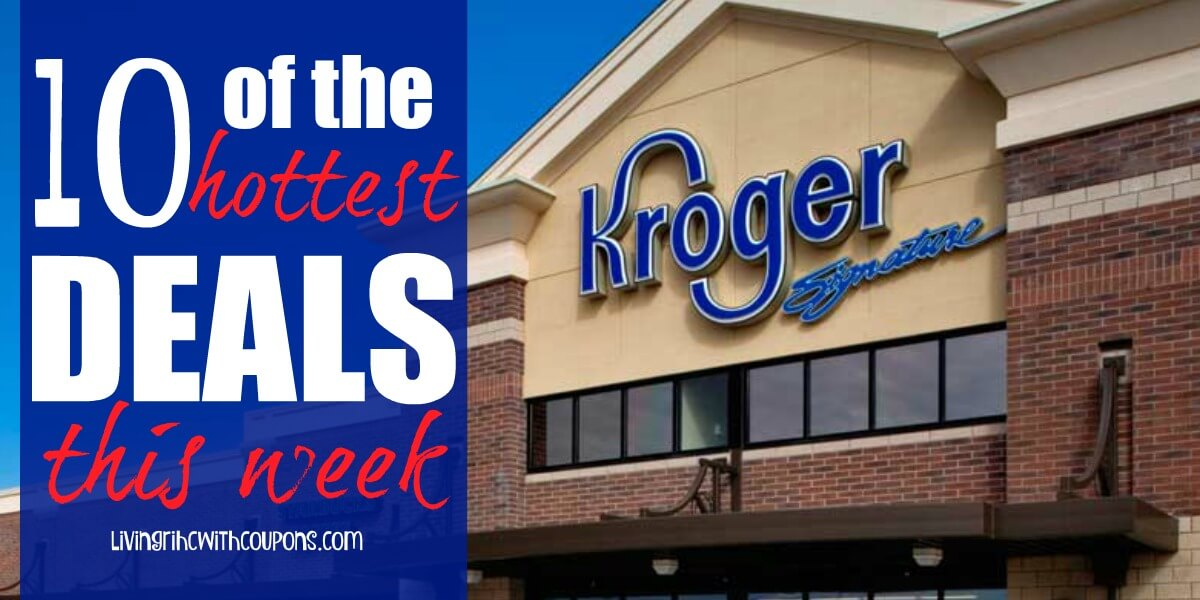 Kroger Sales Week of 1/1/19