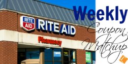 New Rite Aid Match Ups that will Help You Save Big - Week of 1/19