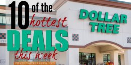 10 of the Most Popular Deals at Dollar Tree This Week