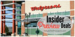Insider Preview of the Best Deals at Walgreens Starting 9/22